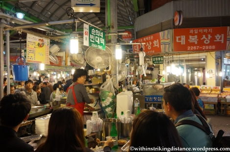 12Oct13 Seoul Gwangjang Market 009