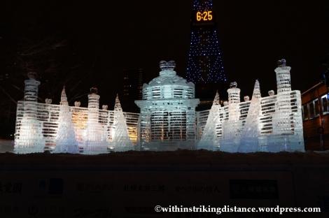05Feb14 Sapporo Yuki Matsuri Odori Night 003