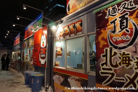 05Feb14 Sapporo Yuki Matsuri Odori Night 007