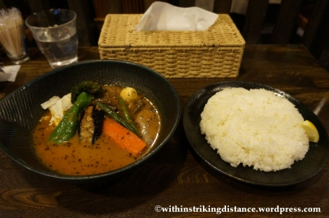 06Feb14 Sapporo Soup Curry Lavi Esta 002