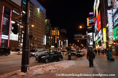 06Feb14 Sapporo Yuki Matsuri Susukino 017
