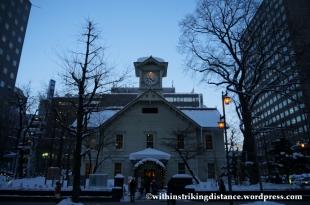 06Feb14 Sapporo Yuki Matsuri Tokeidai 001