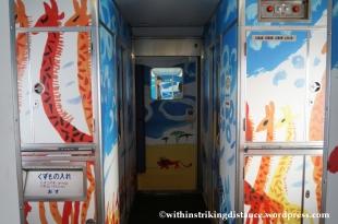 07Feb14 Sapporo-Asahikawa Asahiyama Zoo Train 007