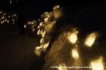 07Feb14 Otaru Snow Light Path 007