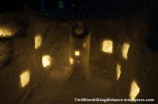 07Feb14 Otaru Snow Light Path 009