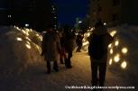 07Feb14 Otaru Snow Light Path 010