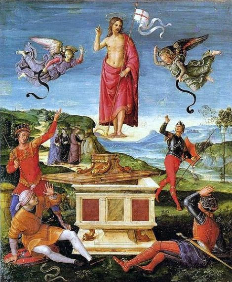 The Resurrection of Christ by Raphael