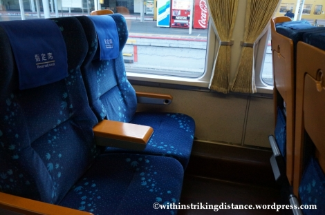 12Feb14 JR Shikoku 8000 series Green Car Shiokaze 002