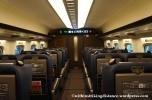 12Feb14 N700 Series Shinkansen Green Car 003