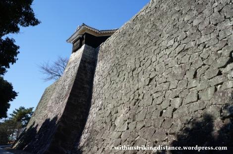 12Feb14 Iyo Matsuyama Castle Ehime Shikoku Japan 008