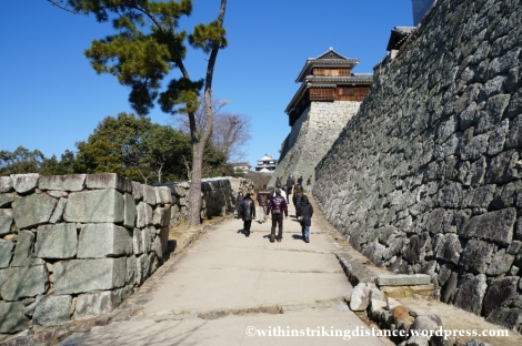 12Feb14 Iyo Matsuyama Castle Ehime Shikoku Japan 009