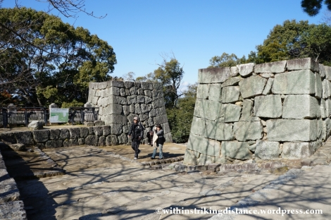 12Feb14 Iyo Matsuyama Castle Ehime Shikoku Japan 010