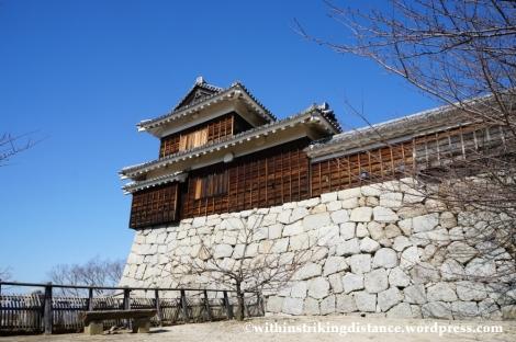 12Feb14 Iyo Matsuyama Castle Ehime Shikoku Japan 013