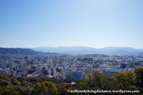 12Feb14 Iyo Matsuyama Castle Ehime Shikoku Japan 014