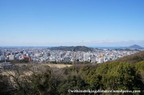 12Feb14 Iyo Matsuyama Castle Ehime Shikoku Japan 018