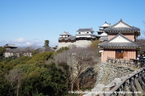 12Feb14 Iyo Matsuyama Castle Ehime Shikoku Japan 019