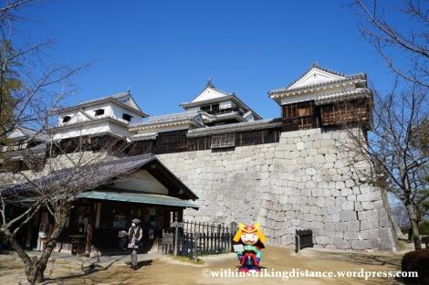 12Feb14 Iyo Matsuyama Castle Ehime Shikoku Japan 021