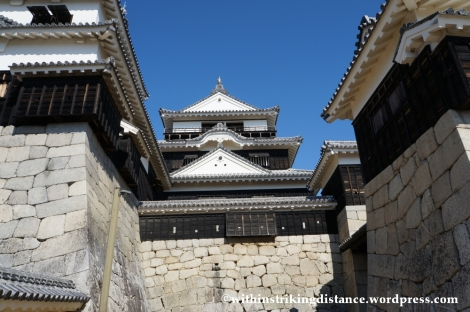 12Feb14 Iyo Matsuyama Castle Ehime Shikoku Japan 023
