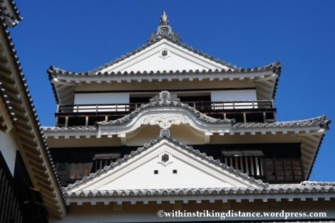 12Feb14 Iyo Matsuyama Castle Ehime Shikoku Japan 024