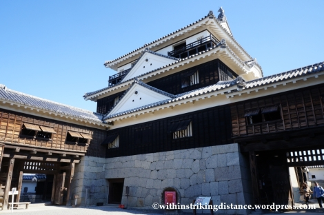 12Feb14 Iyo Matsuyama Castle Ehime Shikoku Japan 028