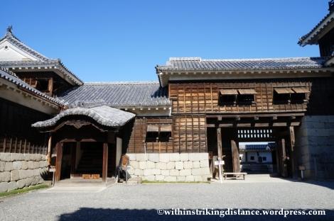 12Feb14 Iyo Matsuyama Castle Ehime Shikoku Japan 029