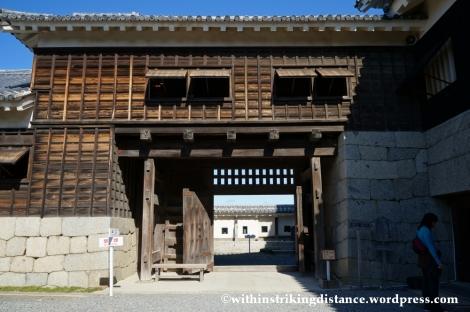 12Feb14 Iyo Matsuyama Castle Ehime Shikoku Japan 030