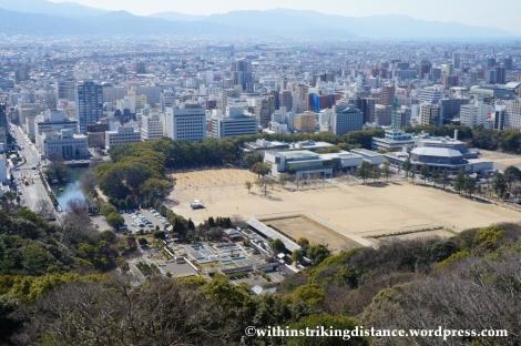 12Feb14 Iyo Matsuyama Castle Ehime Shikoku Japan 033