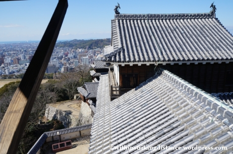 12Feb14 Iyo Matsuyama Castle Ehime Shikoku Japan 034