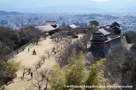12Feb14 Iyo Matsuyama Castle Ehime Shikoku Japan 035