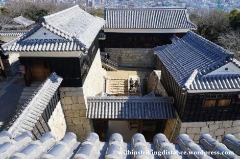 12Feb14 Iyo Matsuyama Castle Ehime Shikoku Japan 036