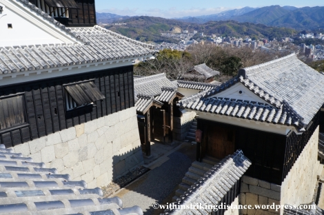 12Feb14 Iyo Matsuyama Castle Ehime Shikoku Japan 037