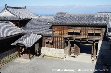 12Feb14 Iyo Matsuyama Castle Ehime Shikoku Japan 038