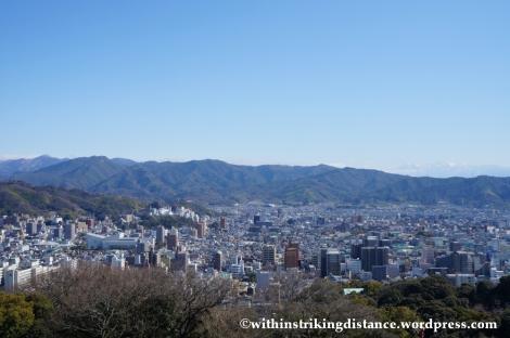 12Feb14 Iyo Matsuyama Castle Ehime Shikoku Japan 041
