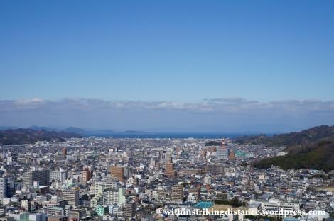 12Feb14 Iyo Matsuyama Castle Ehime Shikoku Japan 042
