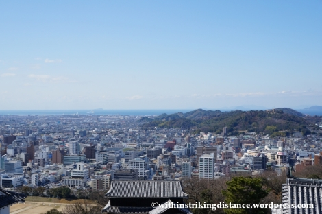 12Feb14 Iyo Matsuyama Castle Ehime Shikoku Japan 043