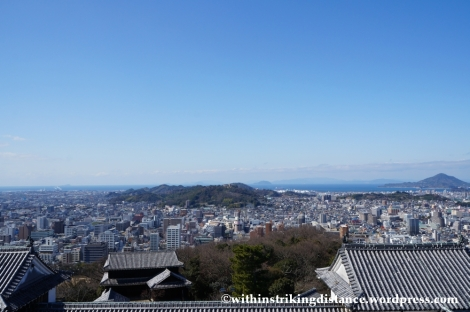 12Feb14 Iyo Matsuyama Castle Ehime Shikoku Japan 044