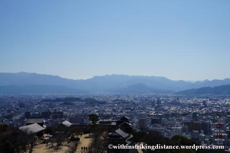 12Feb14 Iyo Matsuyama Castle Ehime Shikoku Japan 045