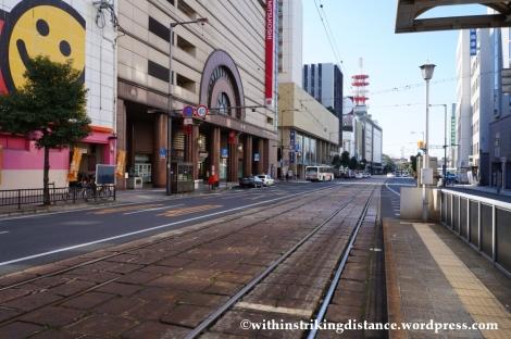 12Feb14 Iyotetsu Tram Okaido Matsuyama Ehime Shikoku Japan 002