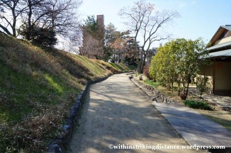 12Feb14 Yuzuki Castle Dogo Park Matsuyama Ehime Shikoku Japan 009