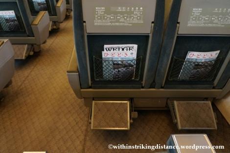 13Feb14 700 Series Shinkansen Green Car Japan 003