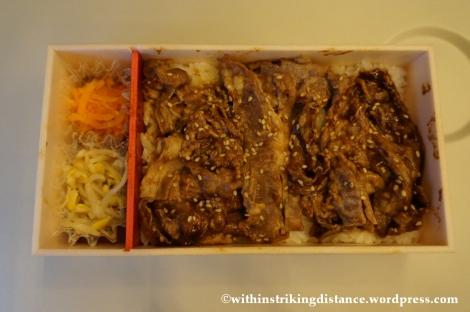 13Feb14 Beef Kalbi Galbi Ekiben Bento Japan 002