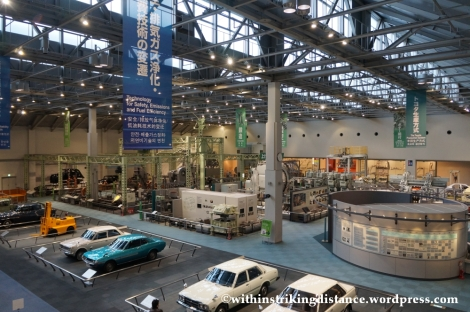 13Feb14 Toyota Commemorative Museum of Industry and Technology Nagoya Japan 013