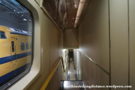 14Feb14 100 Series Shinkansen Class 168 Train SCMaglev and Railway Park Nagoya Japan 016