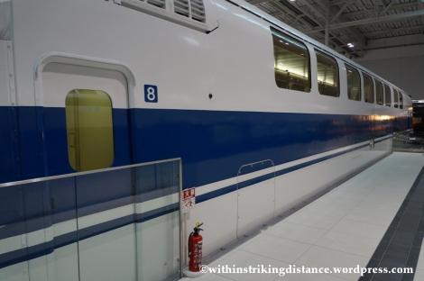 14Feb14 100 Series Shinkansen Class 168 Train SCMaglev and Railway Park Nagoya Japan 023