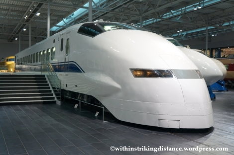 14Feb14 300 Series Shinkansen Class 322 Train SCMaglev and Railway Park Nagoya Japan 011