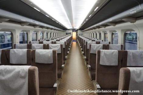14Feb14 300 Series Shinkansen Class 322 Train SCMaglev and Railway Park Nagoya Japan 012