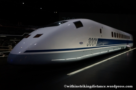 14Feb14 Class 955 300x Shinkansen Train SCMaglev and Railway Park Nagoya Japan 002