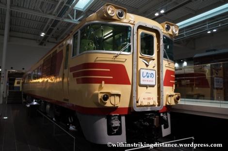 14Feb14 KiHa 181 Train SCMaglev and Railway Park Nagoya Japan 039