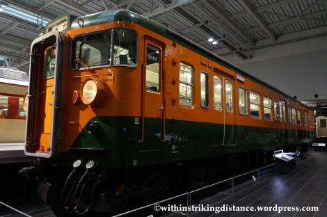 14Feb14 KuHa 111 Train SCMaglev and Railway Park Nagoya Japan 035