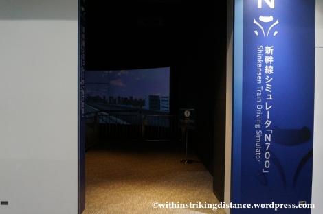 14Feb14 N700 Shinkansen Train Simulator SCMaglev and Railway Park Nagoya Japan 002